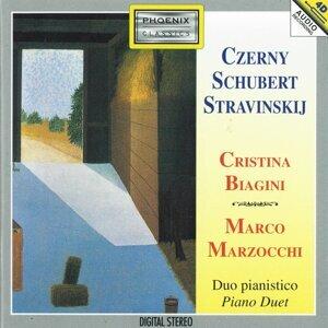 Cristina Biagini, Marco Marzocchi