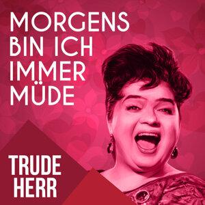 Trude Herr アーティスト写真