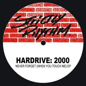 Hardrive: 2000 歌手頭像