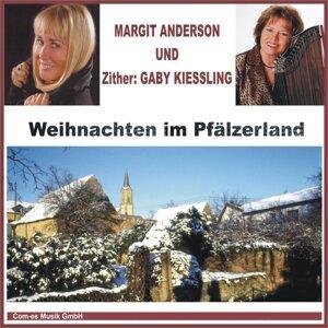 Margit Anderson und Zither: Gaby Kiessling 歌手頭像