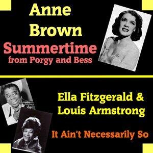 Anne Brown 歌手頭像