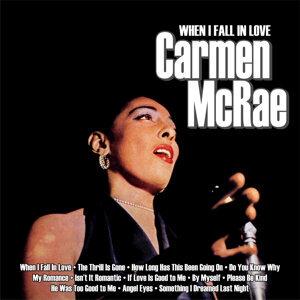 Carmen McRae (卡門麥蕾)