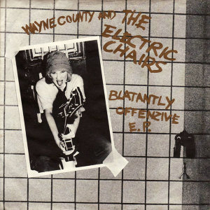Wayne County & the Electric Chairs アーティスト写真