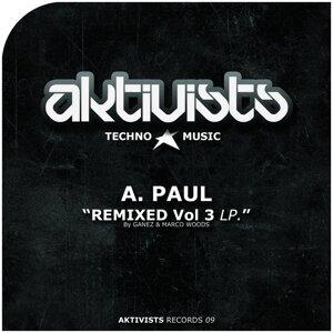 A. Paul 歌手頭像
