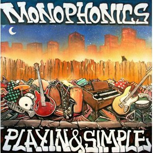 Monophonics 歌手頭像