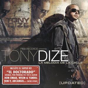 Tony Dize 歌手頭像