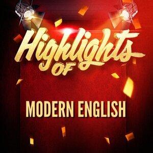 Modern English 歌手頭像