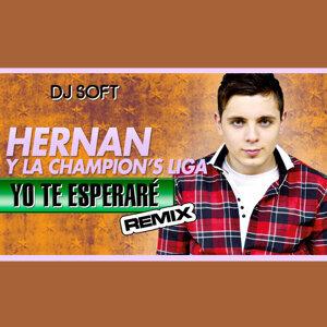 Hernan, La Champions Liga