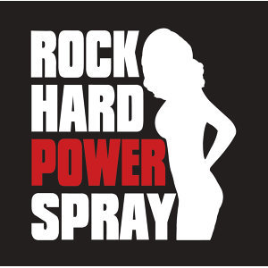 Rock Hard Power Spray