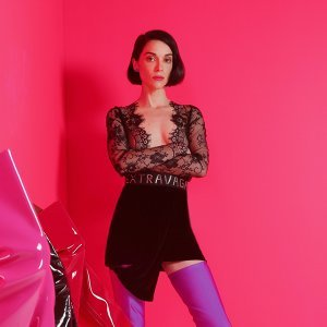 St. Vincent Artist photo