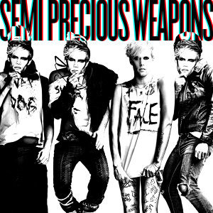 Semi Precious Weapons 歌手頭像