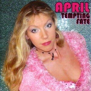 April 歌手頭像
