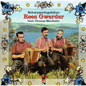 Schwyzerörgeliduo Rees Gwerder 歌手頭像