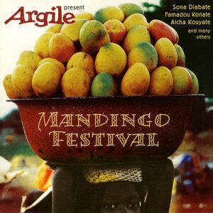 Argile present: Mandingo Festival 歌手頭像