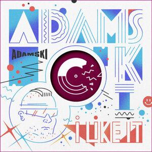Adamski 歌手頭像