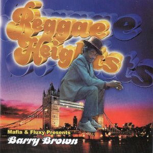 Barry Brown 歌手頭像