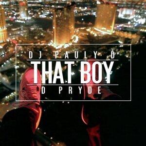DJ Pauly D 歌手頭像