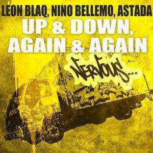 Leon Blaq, Nino Bellemo, Astada 歌手頭像