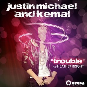 Justin Michael Kemal feat. Heather Bright アーティスト写真