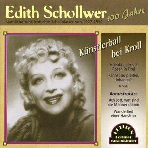Edith Schollwer 歌手頭像