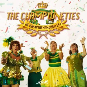 The Championettes 歌手頭像