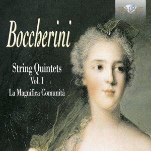 La Magnifica Comunita & Enrico Casazza (卡薩札<指揮> 莊嚴合奏團) 歌手頭像