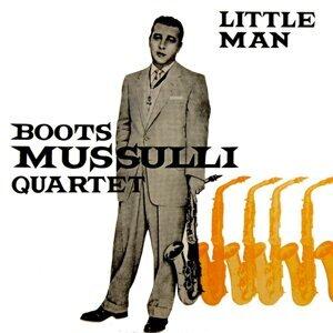 Boots Mussulli Quartet