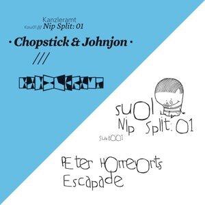 Peter Horrevorts, Chopstick Johnjon 歌手頭像