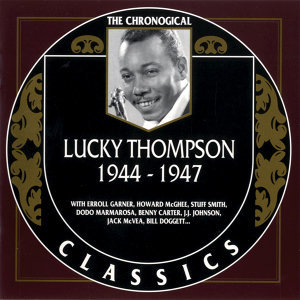 Lucky Thompson 歌手頭像