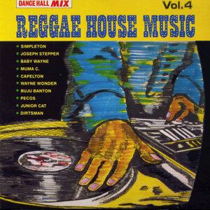 Reggae House Music Vol. 4 アーティスト写真