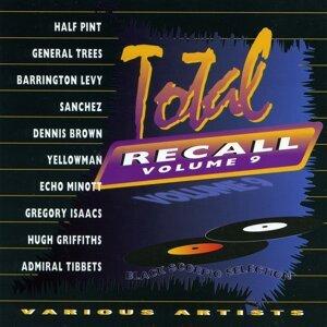 Total Recall Vol. 9 アーティスト写真