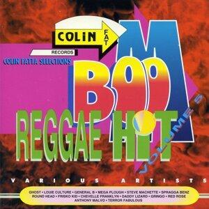 Boom Reggae Hit Vol. 5: Colin Fatta Selections アーティスト写真
