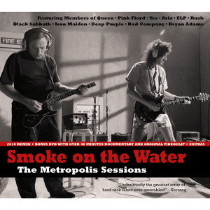 Rock Aid Armenia - Smoke On The Water: The Metropolis Sessions (巨星援助亞美尼亞 - 水上煙) 歌手頭像
