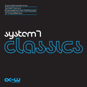 System 7, Laurent Garnier 歌手頭像