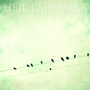 Heidi Spencer And The Rare Birds 歌手頭像