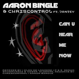 Aaron Bingle & Chriscontrol アーティスト写真