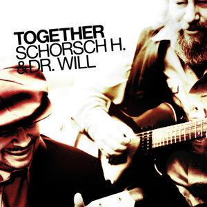 Schorsch H. & Dr. Will アーティスト写真