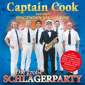 Captain Cook und seine Singenden Saxophone アーティスト写真
