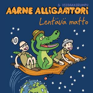 Aarne Alligaattori Viidakkorumpu