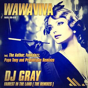 DJ Grays 歌手頭像