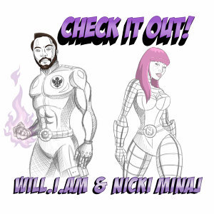will.i.am Nicki Minaj