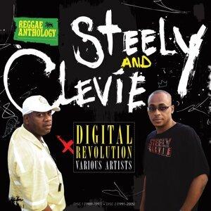 Reggae Anthology: Steely & Clevie - Digital Revolution アーティスト写真