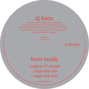 DJ Kaos 歌手頭像