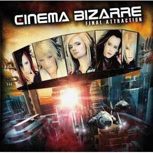 Cinema Bizarre 歌手頭像