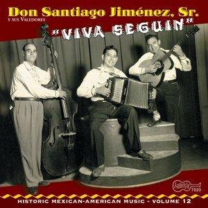 Don Santiago Jimenez 歌手頭像