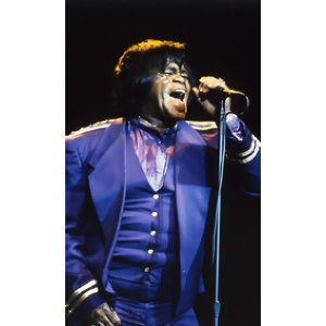 James Brown & The Famous Flames アーティスト写真