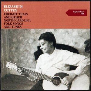 Elizabeth Cotten 歌手頭像