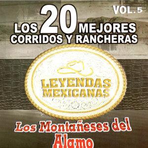 Los Montaneses Del Alamo 歌手頭像