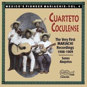Cuarteto Coculense 歌手頭像