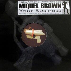 MIQUEL BROWN 歌手頭像